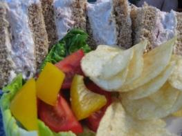 Sandwich in UK