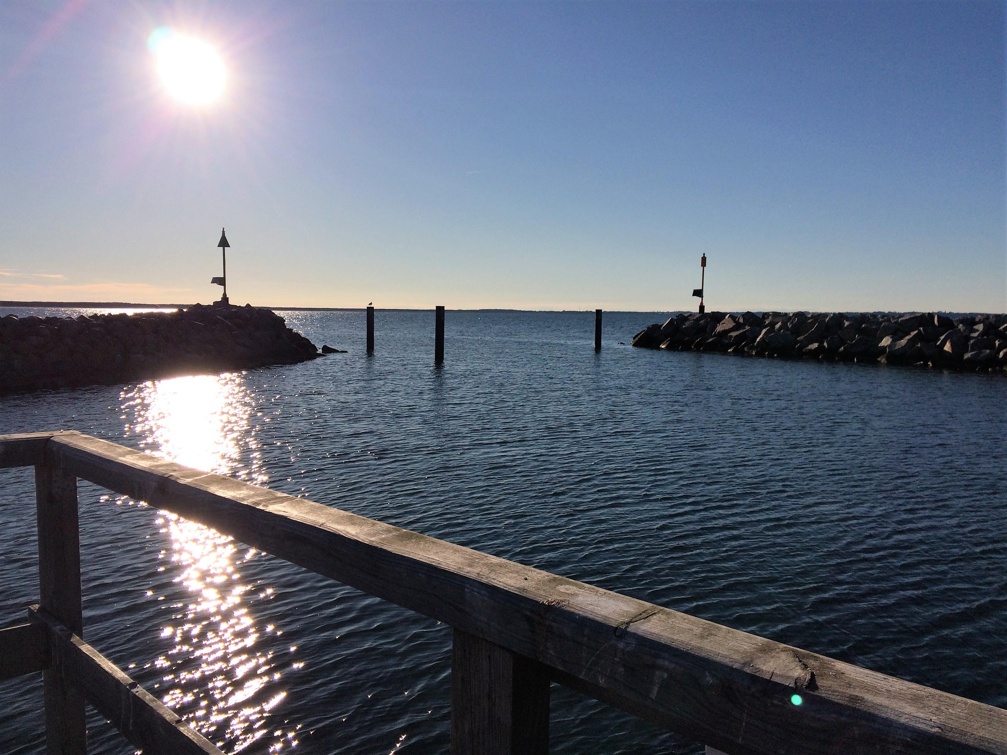 Glowe Yachthafen