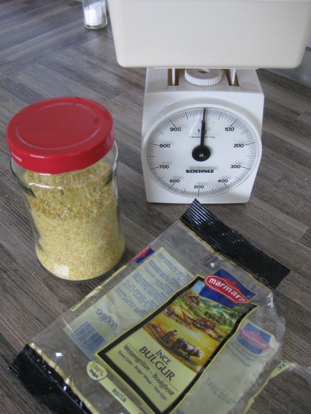 Hausfrauenmethode Aufbewahrungsmarmeladenglas (1)