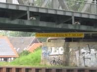 Wendepunkt Swieringhauser Brücke
