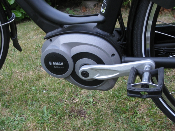 Bosch Mittelmotor Hausfrauenmethode