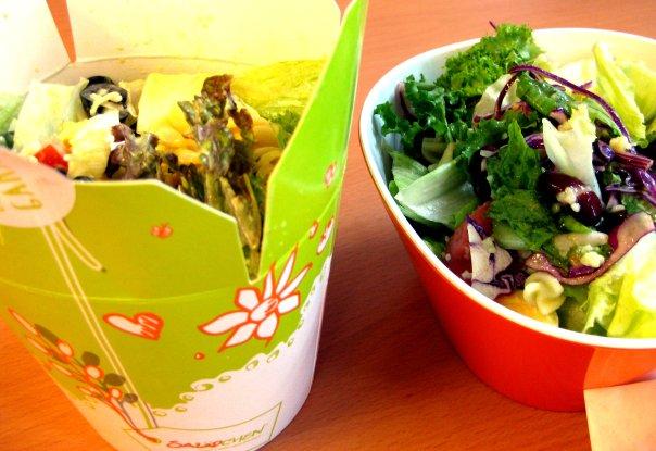 Salat vom Salädchen