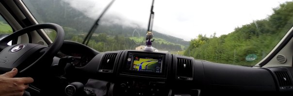 Das Cockpit vom Hobby Siesta V65 GE