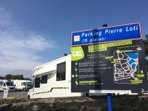 Bretagne Stellplatz in Paimpol